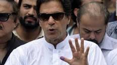 পাকিস্তান সাধারণ নির্বাচন : এগিয়ে ইমরান খানের দল