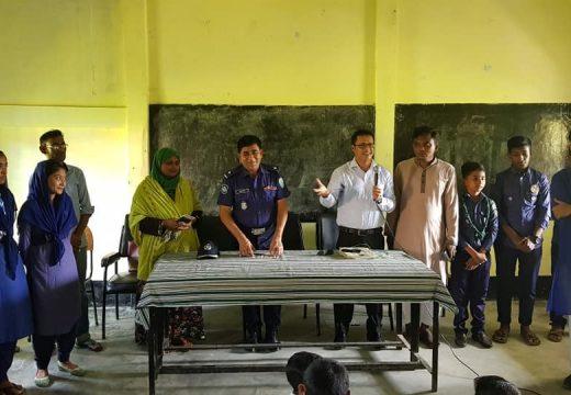 বালাগঞ্জের ৫টি শিক্ষাপ্রতিষ্ঠানে জনঅবহিতকরণ সভা