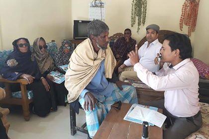 বালাগঞ্জে এম.এ ট্রাস্ট'র চিকিৎসায় ৩২জন রোগীর 'দৃষ্টিশক্তি পুনরুদ্ধার'