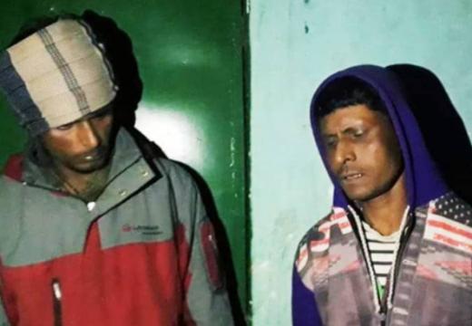 ফেঞ্চুগঞ্জে দুই ইয়াবা ব্যবসায়ী আটক
