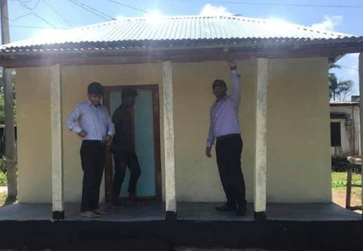 প্রধানমন্ত্রীর উপহার 'ঘর' পাচ্ছেন বালাগঞ্জের ১০৮টি পরিবার