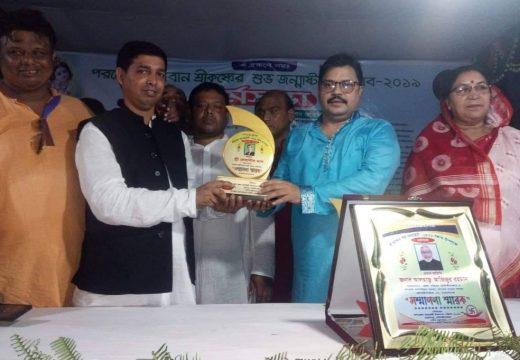 মানব সেবা পরম ধর্ম : রাজনগরে সুব্রত পুরকায়স্থ
