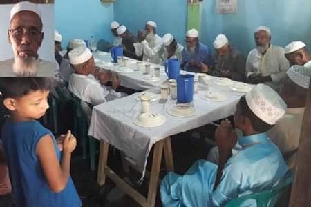 বালাগঞ্জের অবসরপ্রাপ্ত শিক্ষক সিকন্দর আলীর চেহলাম সম্পন্ন