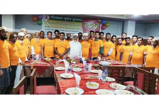 বালাগঞ্জের শিওরখাল পূর্বাশা যুব সংঘের আনুষ্ঠানিক উদ্বোধনী অনুষ্ঠিত
