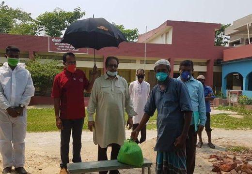 সরকারকে সহযােগিতা করা প্রতিটি নাগরিকের দায়িত্ব : এমপি সামাদ চৌধুরী