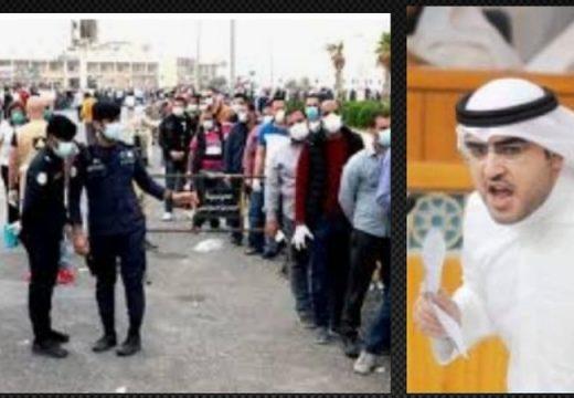 শ্রমিকদের ৪ মাসের বেতন দিতে কুয়েত মন্ত্রণালয়কে তাগিদ দিলেন এম পি কান্ডারি
