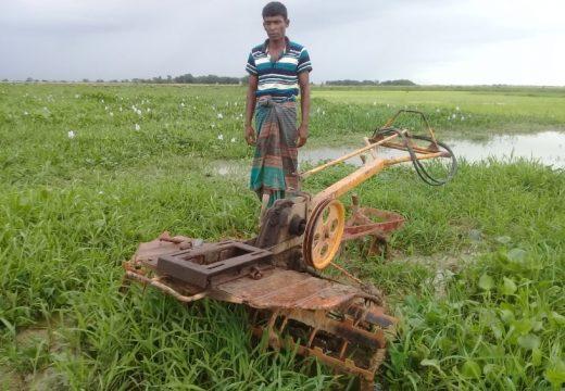 ফেঞ্চুগঞ্জে কৃষকের ট্রাক্টর চুরি, ভুক্তভোগী হাজারো কৃষক