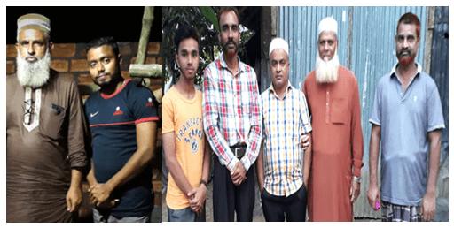 'গহরপুর প্রবাসী মানব কল্যাণ পরিষদ ইউএই'-এর অনুদান প্রদান