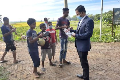 স্বাস্থ্যবিধি লঙ্ঘন : বালাগঞ্জে ভ্রাম্যমাণ আদালতের জরিমানা আদায়