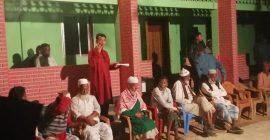 ফেঞ্চুগঞ্জে সদর ইউনিয়নের চেয়ারম্যান বদরুদ্দোজার বিরুদ্ধে জমি দখলের অভিযোগ