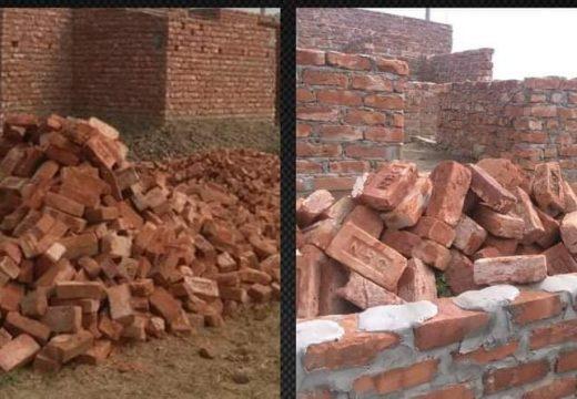 ফেঞ্চুগঞ্জ উপজেলায় আবাসন প্রকল্পের ঘর নির্মাণে দুর্নীতির অভিযোগ