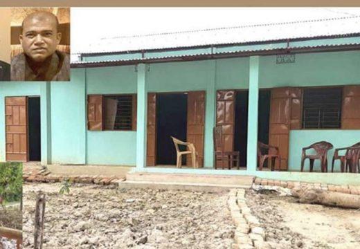 দুই প্রবাসী ভাইয়ের অর্থায়নে বসতবাড়ি পেলেন নাজমা