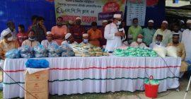 এনপিসি ক্লাবের উদ্যোগে ফেঞ্চুগঞ্জে ৫০% ডিসকাউন্টে রামাদ্বানের অফার কার্যক্রম অনুষ্ঠিত