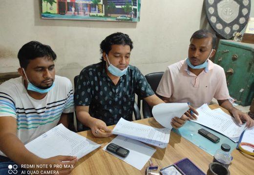 ফেঞ্চুগঞ্জে হাবিবের পক্ষে নির্বাচন পরিচালনা কমিটি গঠন