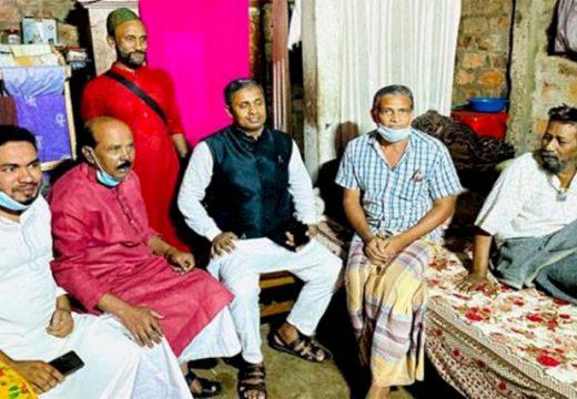 ফেঞ্চুগঞ্জে বিশিষ্ট ব্যক্তিদের সাথে হাবিবুর রহমান হাবিবের সৌজন্য সাক্ষাৎ
