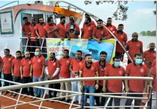 এপেক্স ক্লাব অব ফেঞ্চুগঞ্জ'র বনভোজন, পালাবদল ও অর্থ প্রধান
