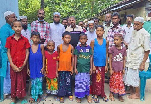বালাগঞ্জের কলুমায় প্রবাসীদের অর্থায়নে খৎনা ক্যাম্প অনুষ্ঠিত